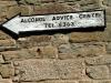 Sign - Lerwick, Shetland